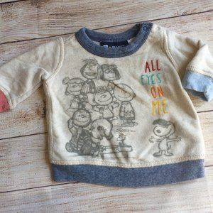 Peanuts gang for Gap 0-3 months